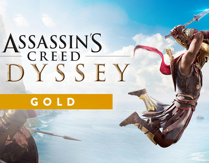 Assassin's Creed Odyssey - Gold Edition (Xbox One), What Would You Gift, whatwouldyougift.com