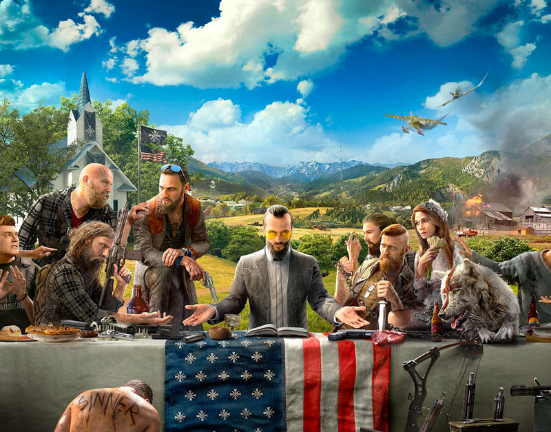 Far Cry 5 - Gold Edition (Xbox One), What Would You Gift, whatwouldyougift.com