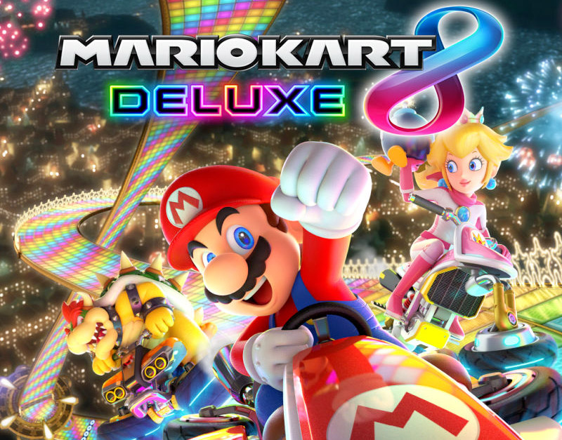 Mario Kart 8 Deluxe (Nintendo), What Would You Gift, whatwouldyougift.com