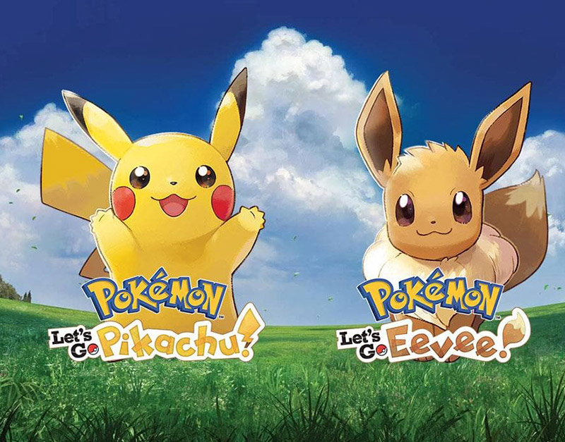 Pokemon Let's Go Eevee! (Nintendo), What Would You Gift, whatwouldyougift.com