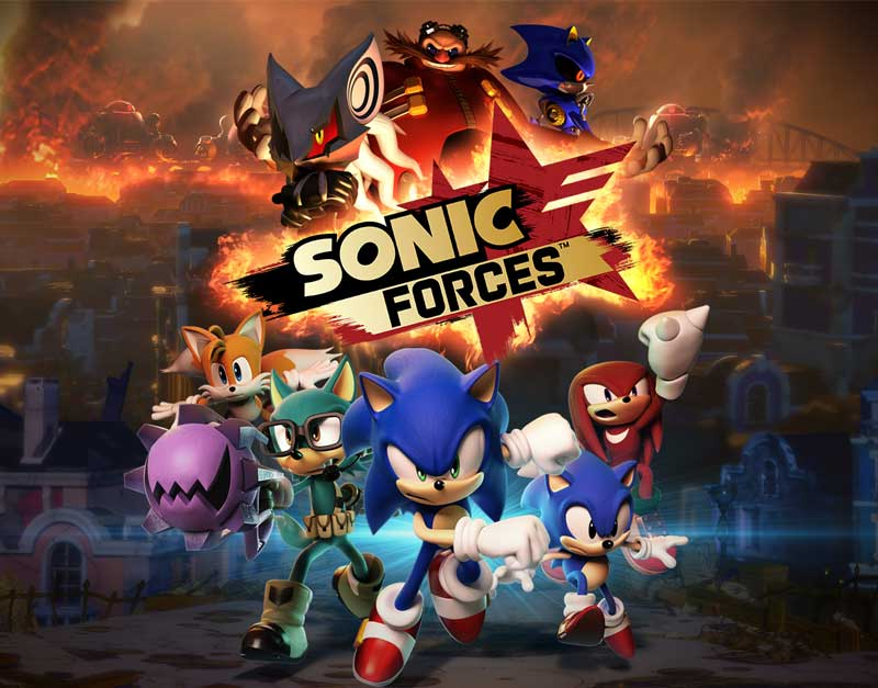 SONIC FORCES™ Digital Standard Edition (Xbox Game EU), What Would You Gift, whatwouldyougift.com