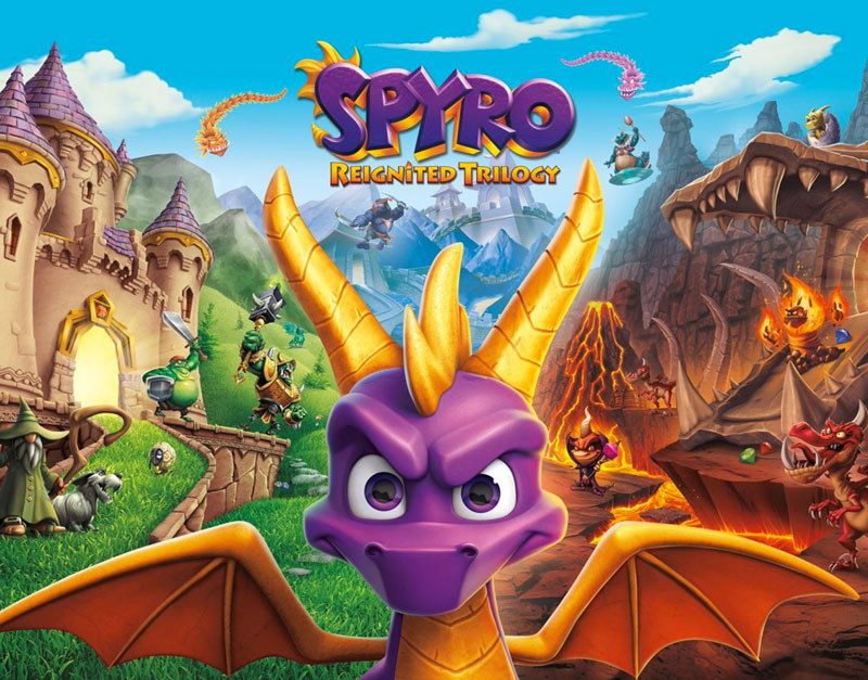 Spyro Reignited Trilogy (Xbox One), What Would You Gift, whatwouldyougift.com