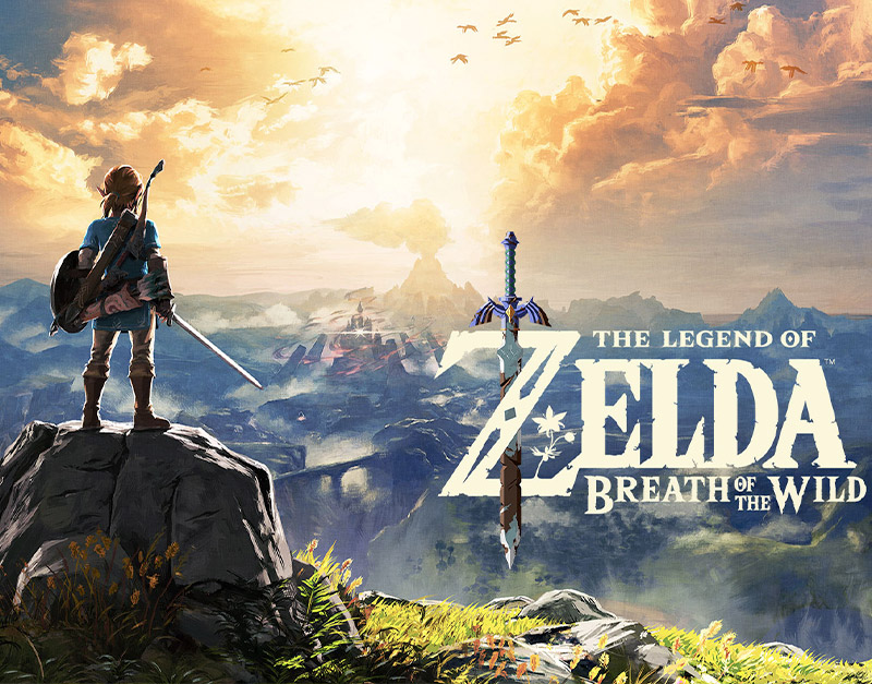 The Legend of Zelda: Breath of the Wild (Nintendo), What Would You Gift, whatwouldyougift.com