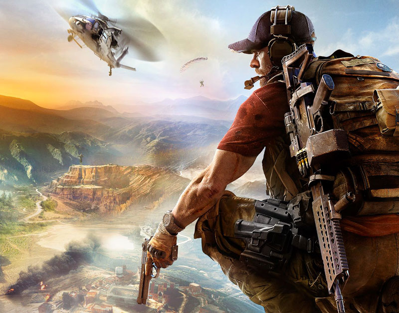 Tom Clancy's Ghost Recon Wildlands - Deluxe Edition (Xbox One), What Would You Gift, whatwouldyougift.com