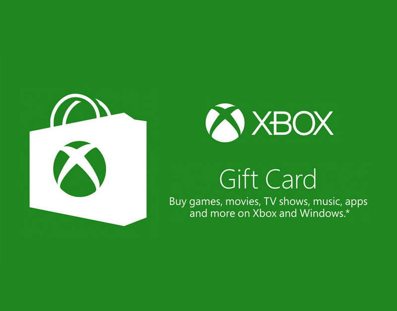 Xbox Live Gift Card, What Would You Gift, whatwouldyougift.com